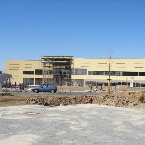 83397370c7 Avion Shopping Park Ostrava – III. Etapa – dostavba Výškovická ...